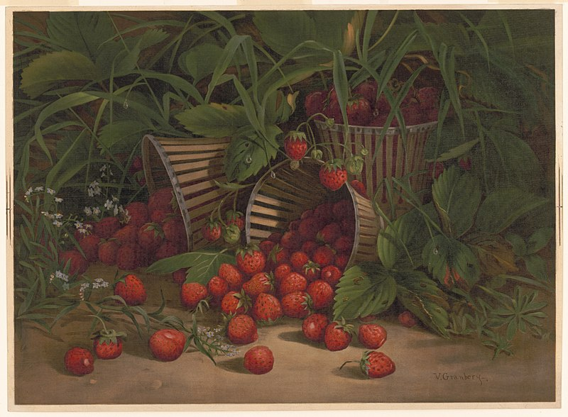 https://commons.wikimedia.org/wiki/File:Strawberries_and_basket_LCCN2003664002.jpg