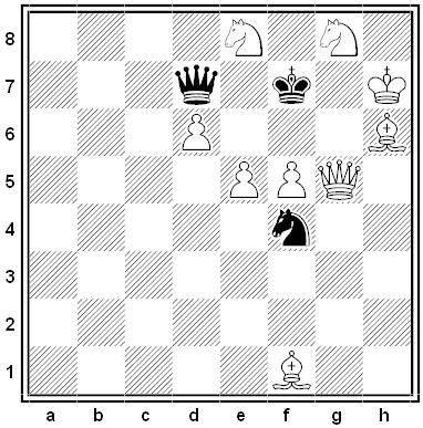 phelps chess problem